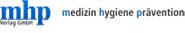 dieses Bild zeigt das Logo vom mhp Verlag - Medizin, Hygiene und Prävention