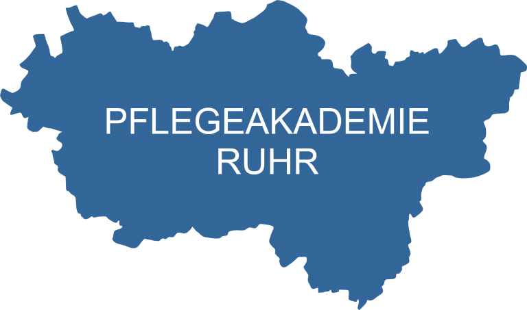 diese Bild zeigt das Logo der Pflegeakademie Ruhr
