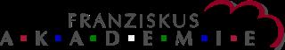 dieses Foto zeigt das logo der Franziskusakademie